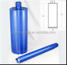 Fashionable Wholesale granite diamond core drill bit