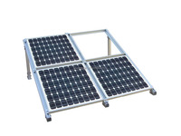 Shine mono solar panel for solar panel, battery, install with mounting