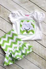 Rare Editions Baby Girls Muti-tier Flower Print Clothing set for kids