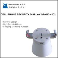 New style fashion design mobile phone security stand for ipad and for iphone