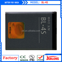 BL-4S battery for nokia 2680S 2680C 3600S 6208 6263 mobile phone battery bl-4s
