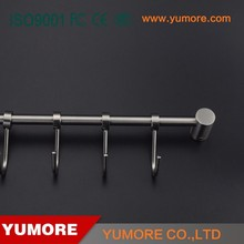 stainless steel wall mounted hooks for kitchen