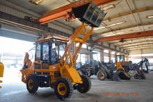 MIni/Small backhoe loader wz10-10/minitype hydraulic loader-digger 28 HP/50HP