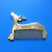 Personized metal comb manufacture