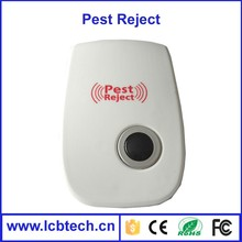 electronic ultrasonic mosquito repellent kill pest mosquito house mouse insect device