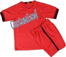 Interesante 2014-2015 camisetas de temporada de fútbol originales, uniformes de fútbol, personalizados