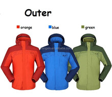 wholesale men mountain jacket stock