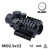Mland-Optics gun accessories red and green dot sight thermal airsoft scope