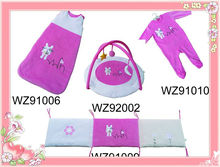 Padded baby play floor mat