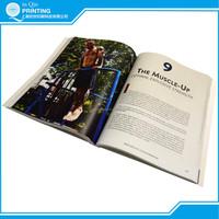 Perfect binding elegant personal design photo book printing