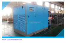 5.5kw 7.5hp mini screw air compressor shanghai factory