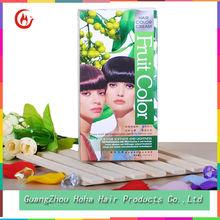 Fruit Color Professional Hair Color Cream