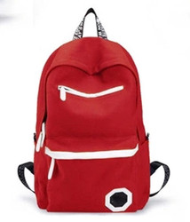 2015 high quality fashion durable custom professional school bags for girls