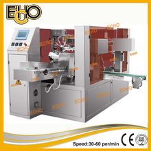 Automatically Dry Fruit & vegetable filling and sealing machine