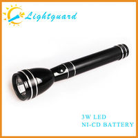 GWS-AM china price new products waterproof super bright long range powerful xml t6 charger led power style solar torch light