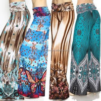 printing trousers and pants product type casual wear loose pants