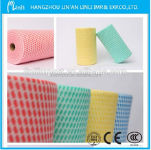 Eco-Friendly Polypropylene SMS Nonwoven Fabric with most popular