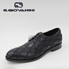 GOODYEAR 2015 Real Animal Leather Dress Shoes Honorable luxury Handmade custom crocodile pattern leather shoes