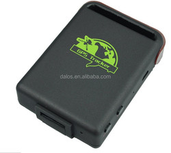 Car Waterproof GPS System Tracker TK102B+2X Battery+USB Cable