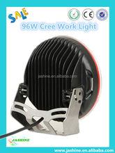 WLLIGHTING New Arrival 96W LED WORK LIGHTS FOR TRUCK tuning light