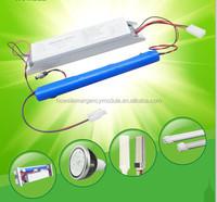 11.1V 4400mAh Lithium battery Led emergency light pack for Led ceiling light