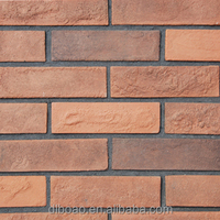 BOAO #9 Vintage Decor Cement Brick Veneer for Wall Panels