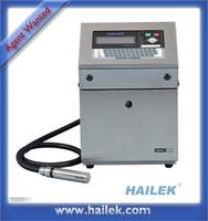 HAILEK 8300S cij inkjet printer high speed for food expiration date