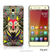 New arrival luminous animal shaped mobile phone case for LG G2