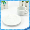 wholesale 85ml porcelain cup and saucer