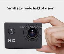 Full HD 720P Sports Camera Motion Detection HD Car DVR Camera