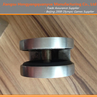 316 Stainless steel glass clamp,balustrade clamp, post clamp 2008 Beijing Olympic Games Curtain Wall Quality Supplier