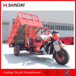 150cc 175cc 200cc 250cc 300cc OEM Motorized New Dumping Tricycle