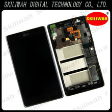 for LG Optimus G E970 lcd with digitizer complete with frame