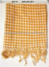 pañuelos de algodón