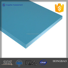 hdpe folie/ uv resistant plastic sheet/ colored board pe100
