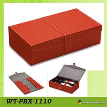 wt-pbx-1110 portador de vino de cuero