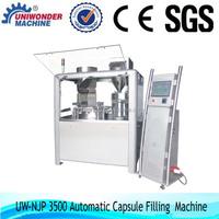 UW-NJP-3500 Automatic Capsule Filling Machine