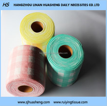 Factory Price High Quality Beautiful color rolls nonwoven fabric