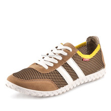 2015 Fashion High Quality China Brand Men Sport Casual Shoes Air Mesh Comfort Shoes for Mens