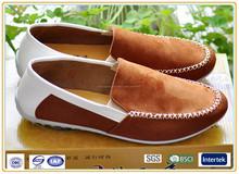 GCE971 Cubierta plana de <span class=keywords><strong>alibaba</strong></span> hombres zapatos shors