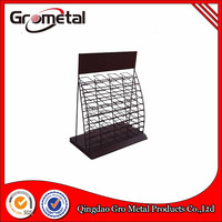 Hot sell shop cigarette display rack for sales