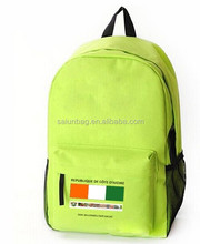 Cheap new design high class student school bag,2015 school bag,child school bag