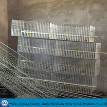 3 layers chicken cage for layers / welded chicken cage wire mesh