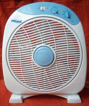 New model for the nice looking 12 inch box fan with timer