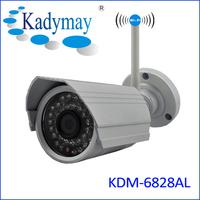 720P 2.0megapixel cmos ip camera IR 40m outdoor camera video surveillance wifi with Onvif ,p2p support 2 way audio