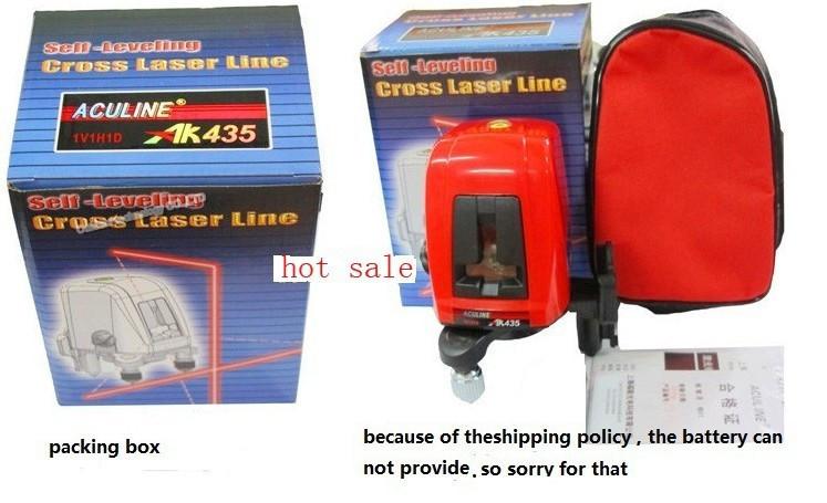 ak435 лазерный уровень 2 линии 360 градусов роторный горизонтальный и вертикальный крест лазерный уровень wal20