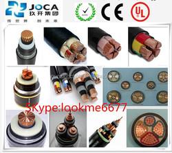 Low Voltage cable Aluminum Alloy Power Cable UnderGround Cable Xlpe/PVC power cable