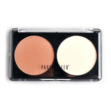 NEW Party Queen brand quality goods to makeup the three-dimensional contour Double color face grooming powder