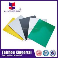 Alucoworld aluminum composite panel exterior wall paint color chart