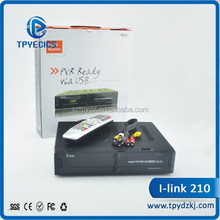 2015 North American ilink 210 free to air digital tv satellite receiver high quality alibaba china